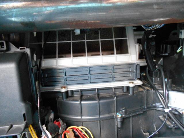 ムーブのエアコン清掃9